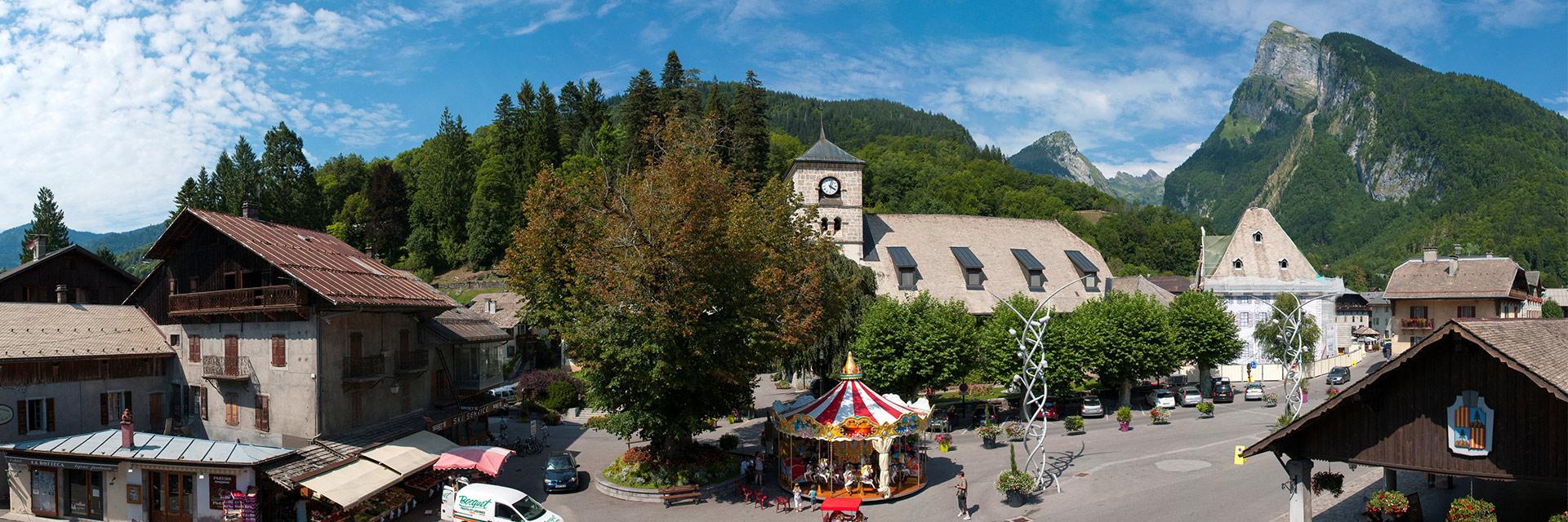 Bandeau-village