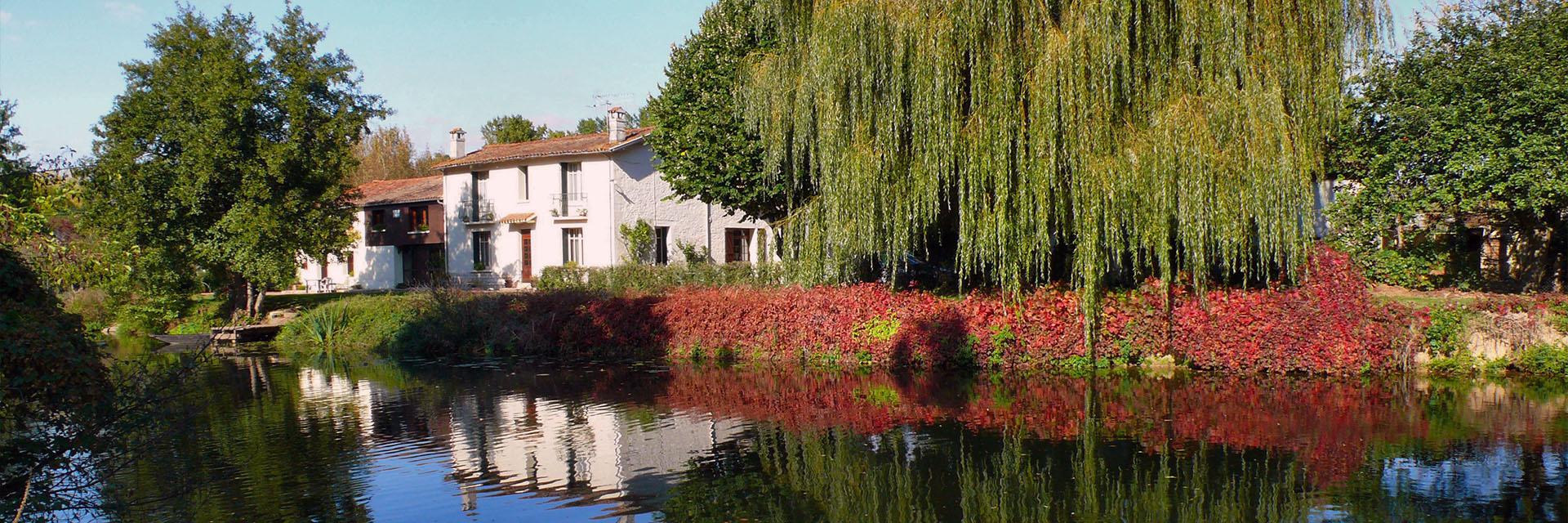 La Charente Maritime en longe-côte - Les Chênes Verts