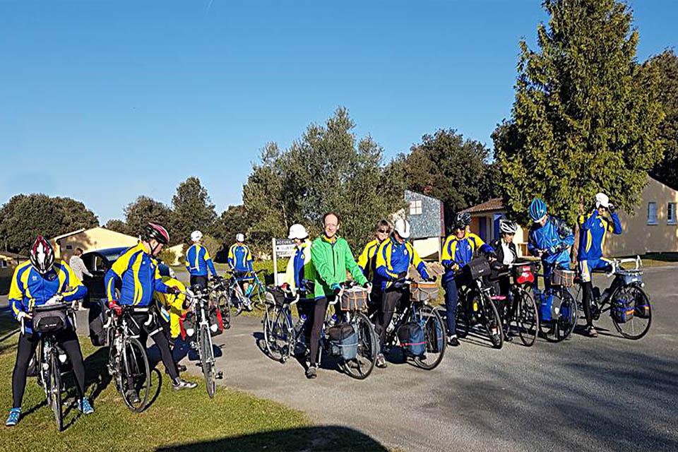 Idée Rando : Cyclotourisme en Saintonge