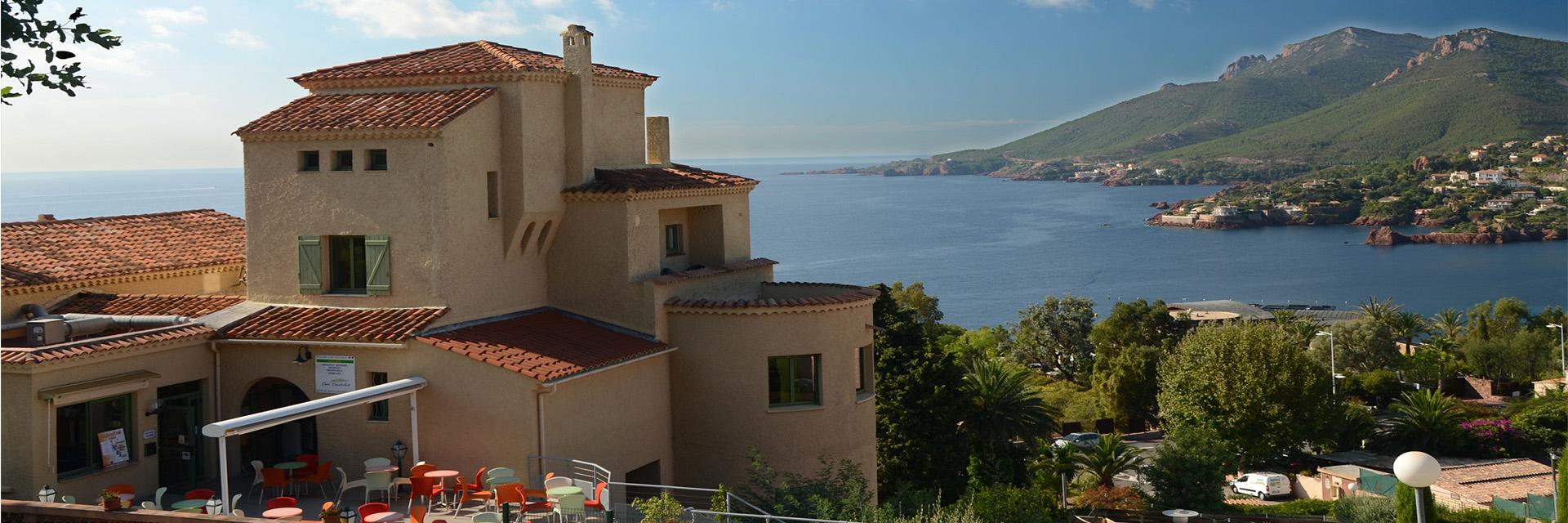 Vision d'Azur et d'Estérel - Lou Castelet