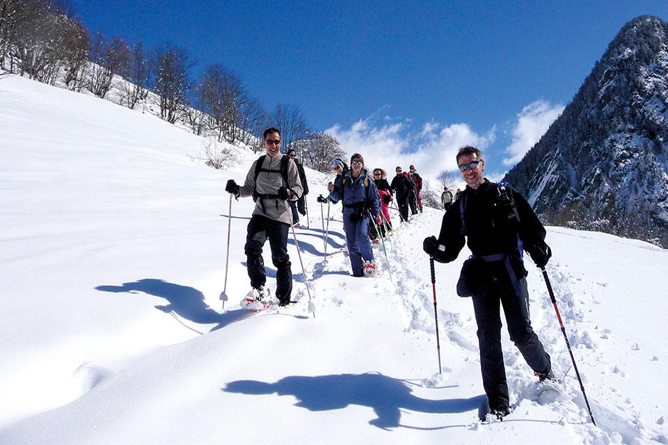 Village_club_vacances_alpes-de-haute-provence_lou Riouclar_idee-rando-ski-hiver