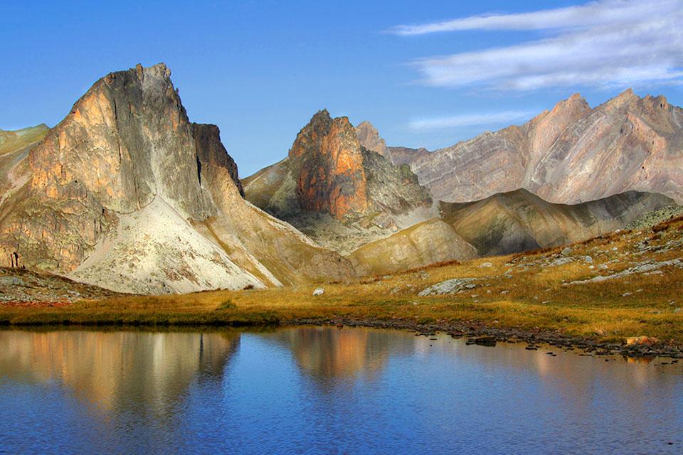 Idée Rando : Lacs du Roure