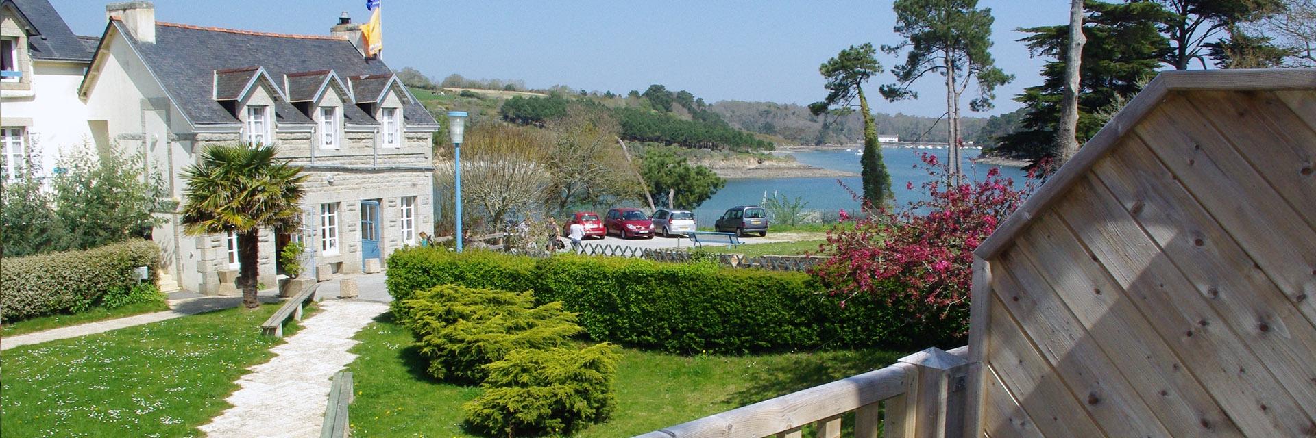 Les Avens de la Bretagne Sud - Domaine de Beg Porz