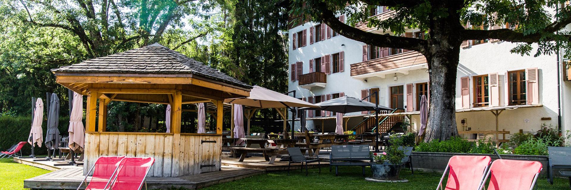 Village_club_vacances_haute-savoie_Berouze-village