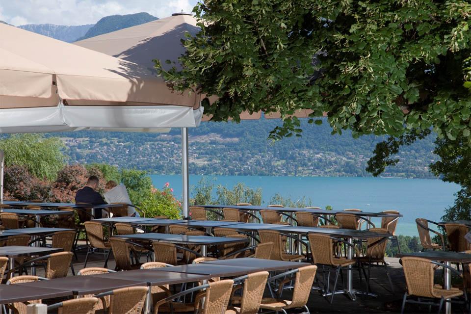 Restauration - Les Balcons du lac d'Annecy