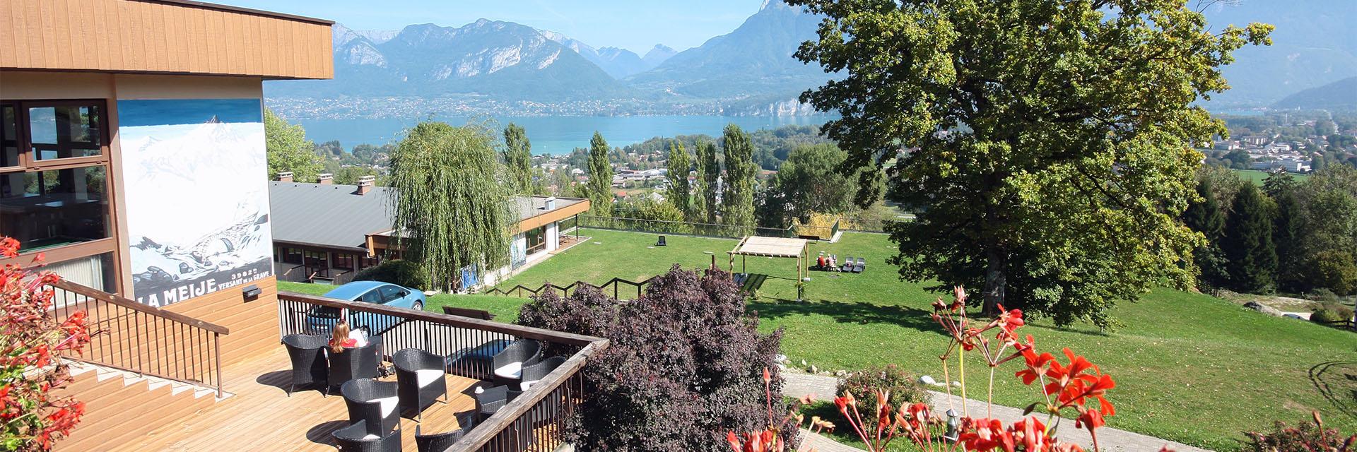 Annecy, Parc Naturel Régional des Bauges, Glières et Semnoz - Les Balcons du lac d'Annecy