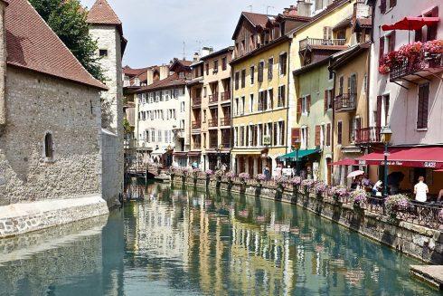Les Balcons du lac d'Annecy