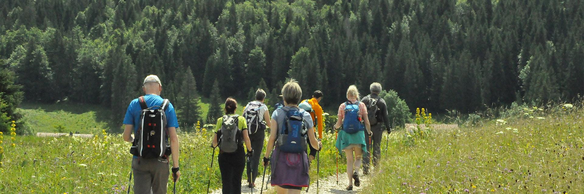 Les montagnes du Jura - Chalet de la Haute-Joux