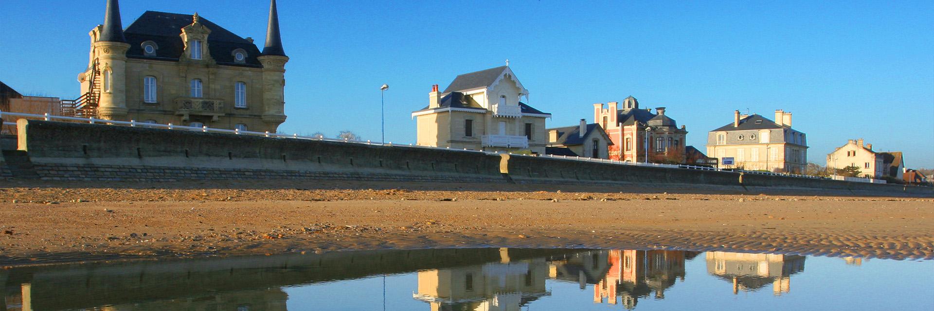 Étonnante Normandie - Les Tourelles