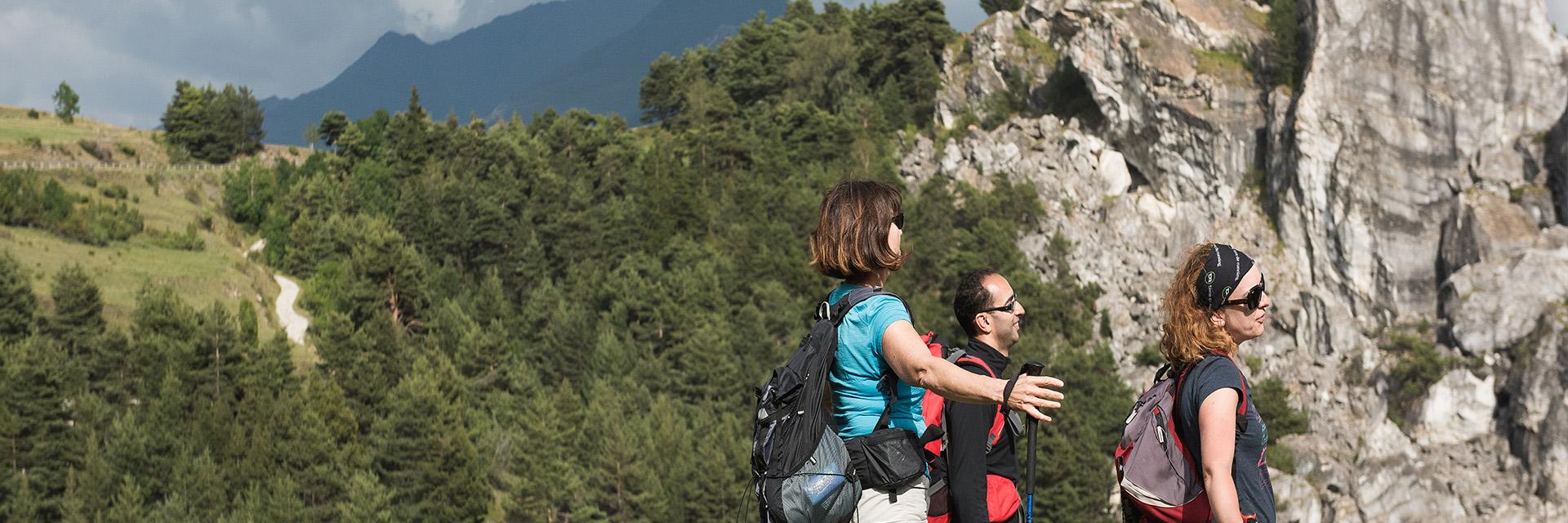 Escapade au portes du Parc National de la Vanoise - Fleurs et Neige