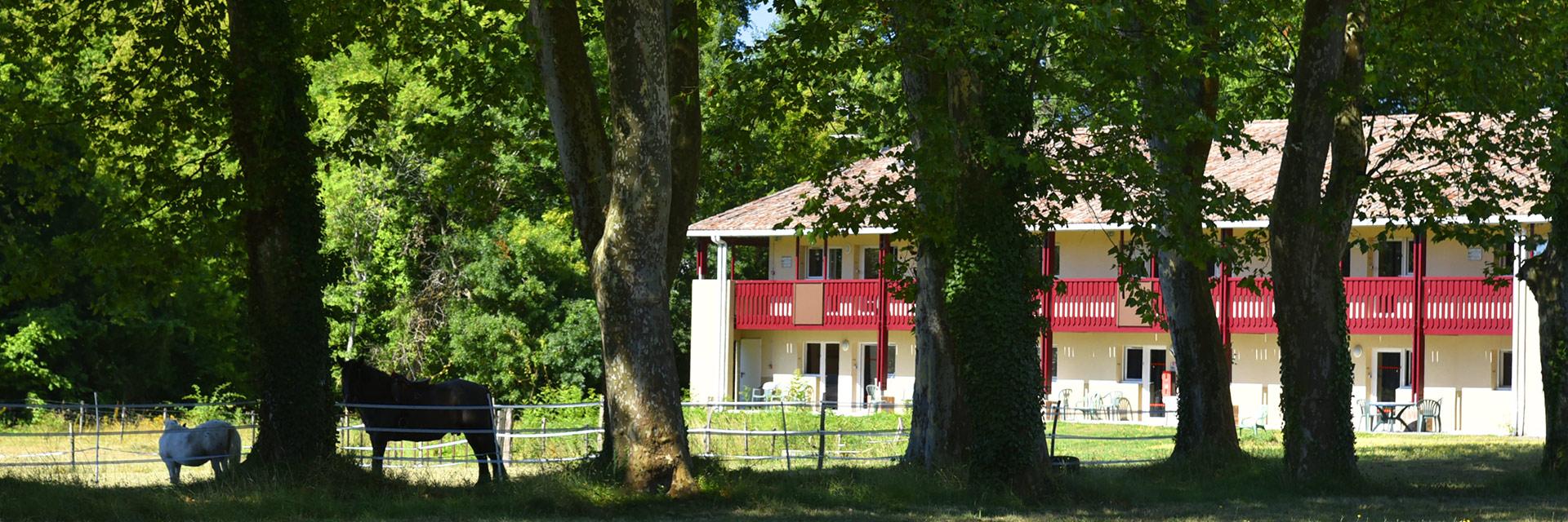 Château Moulerens - Village Vacances Cap France