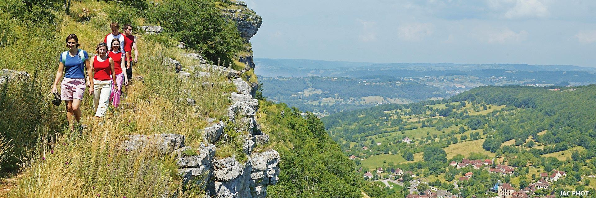 Vallée du Lot et du Célé - Domaine du Surgié