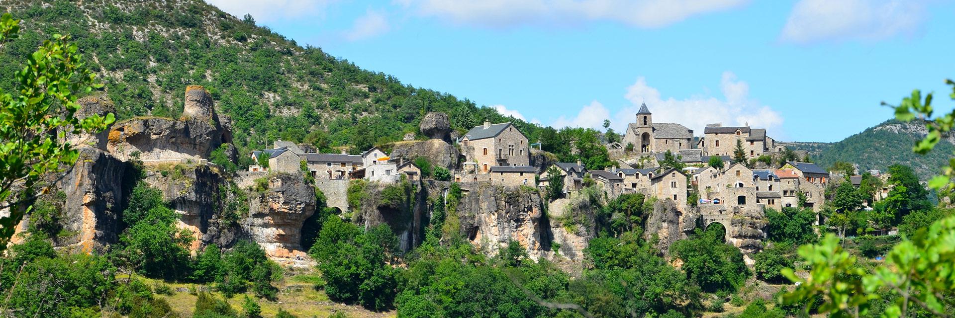 Grands Causses – Pays Cévenol - Domaine du Roc Nantais