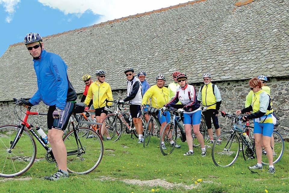 Idée Rando : Cyclotouristes