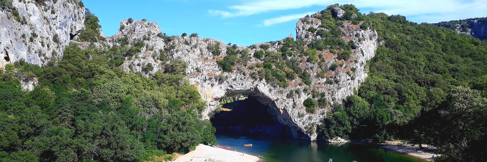 Ardèche découverte - Au Gai Logis