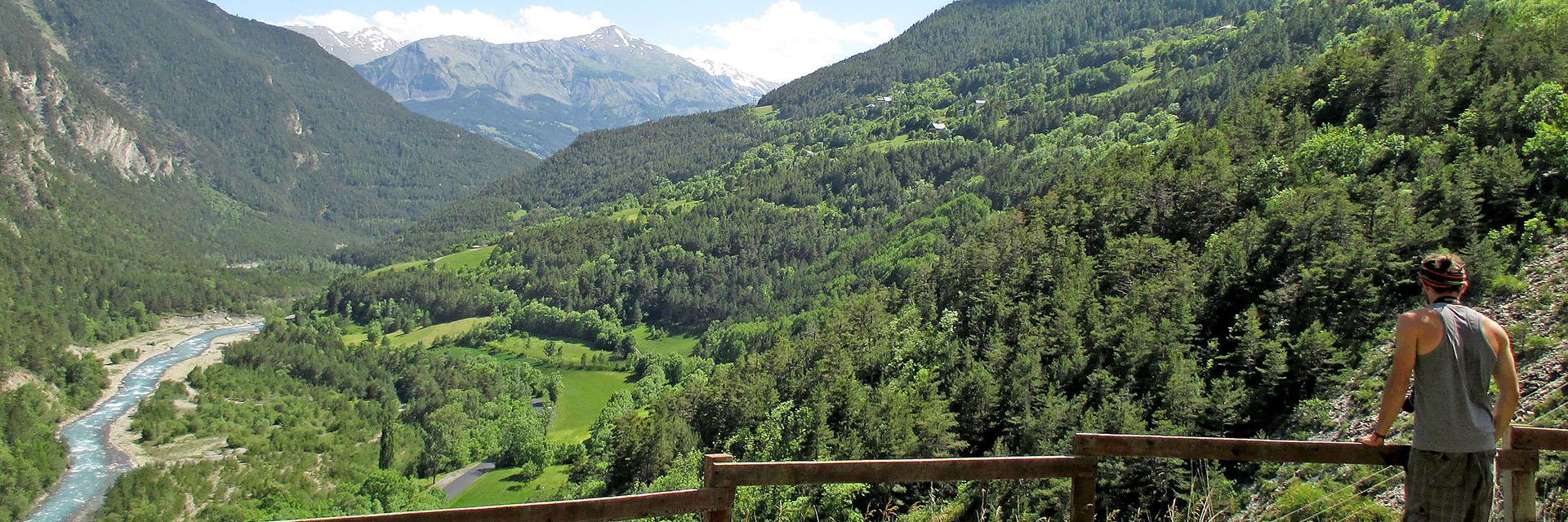 Découverte alpine en Haute-Provence - Domaine de l'Adoux