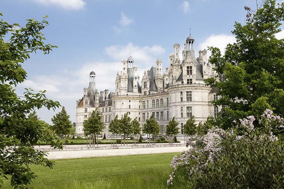 Idée Rando : Entre Loire et Chambord