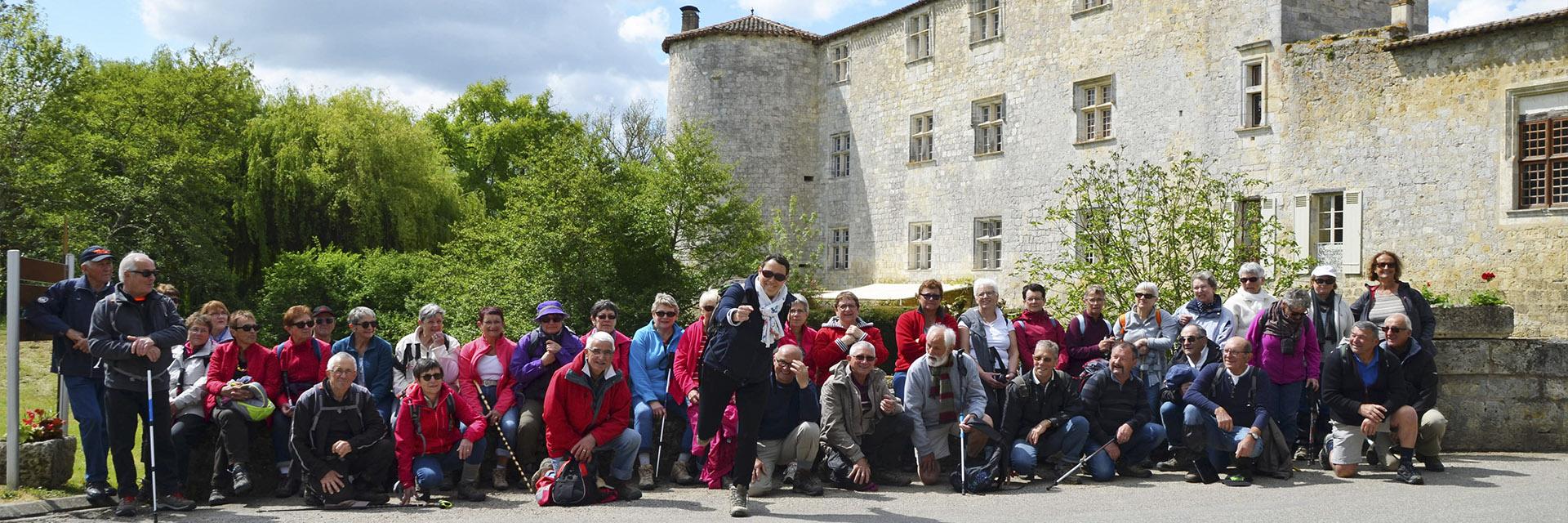La randonnée des Gascons - Relais du Moulin Neuf