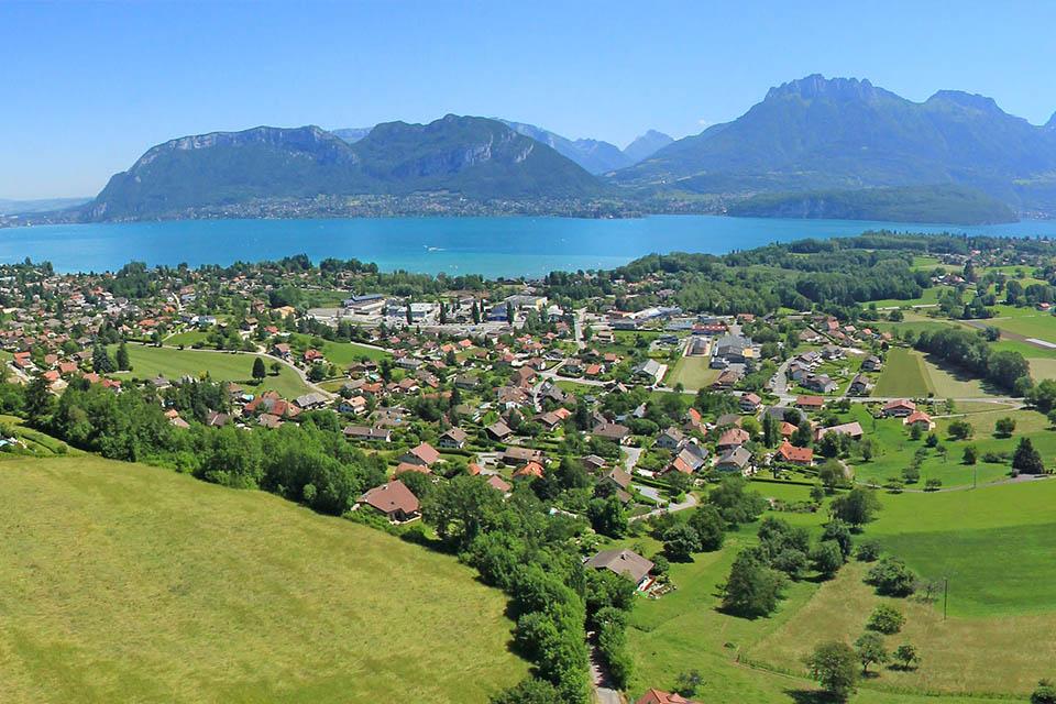 Idée Rando : Randonnées autour du lac d'Annecy