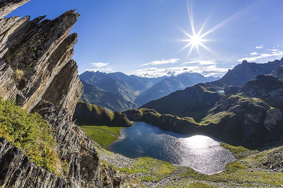 Idée Rando : Lacs de l'Oronaye et du Roburent