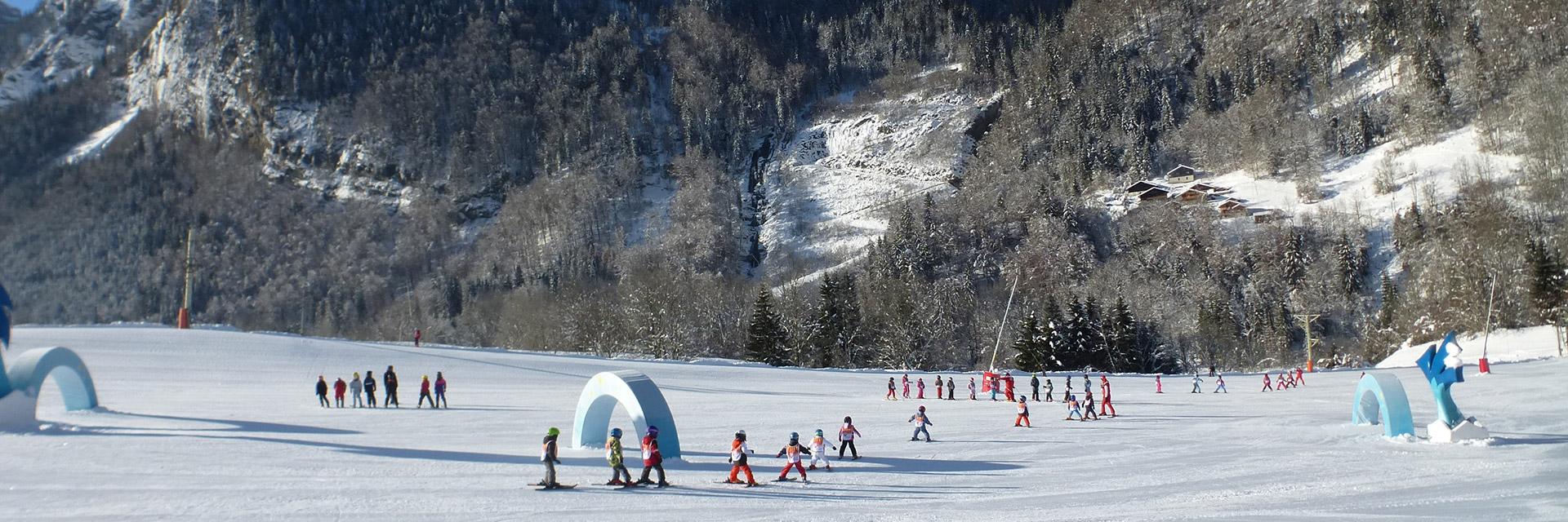 Nature : de la vallée à l'alpage, de l'alpage au glacier - Le Salvagny