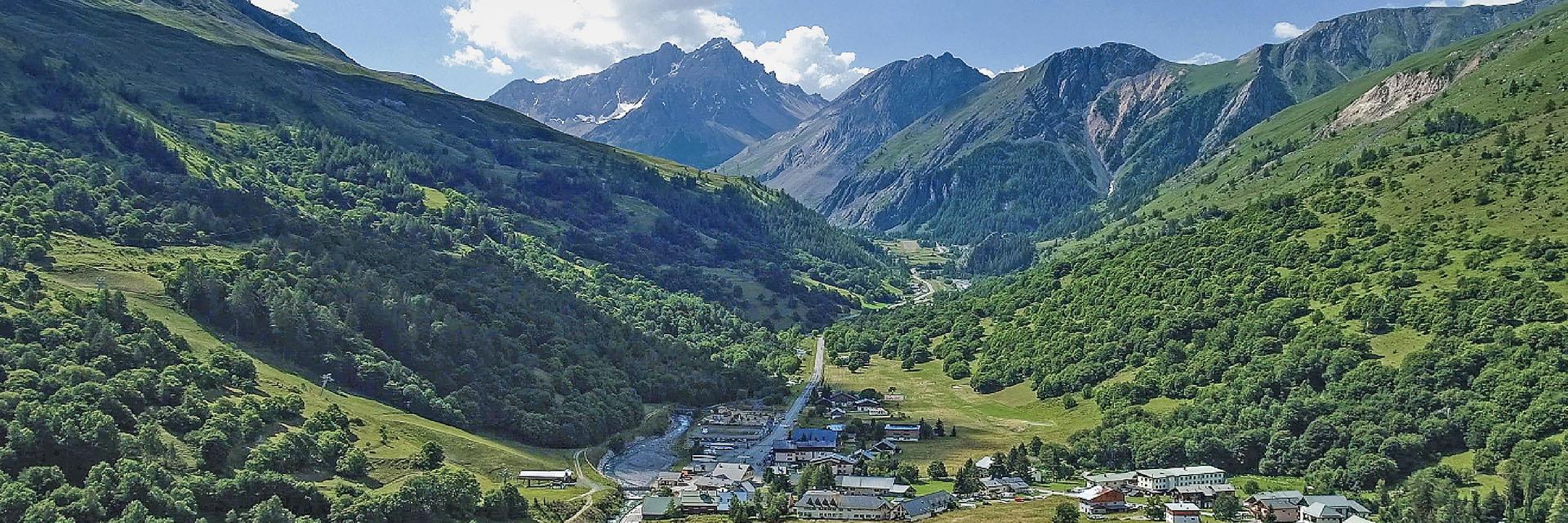 Valloire, Haute-Maurienne et Italie - La Pulka Galibier