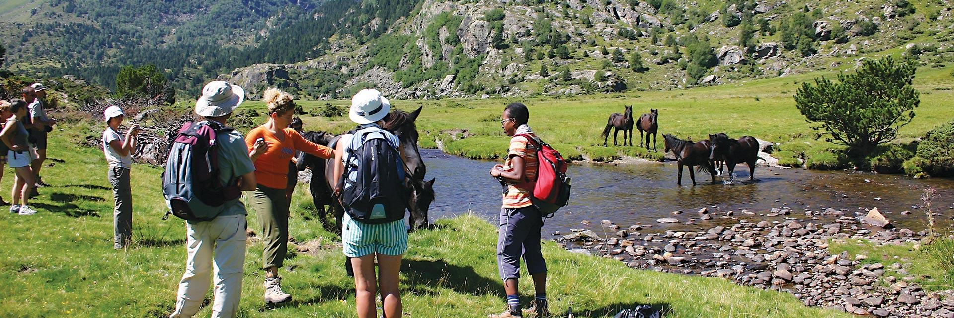 Randonnée en Haute-Ariège - Le Tarbesou