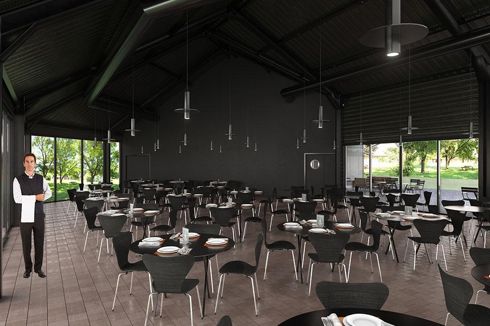Restauration - Hôtel Club du Lac d'Orient