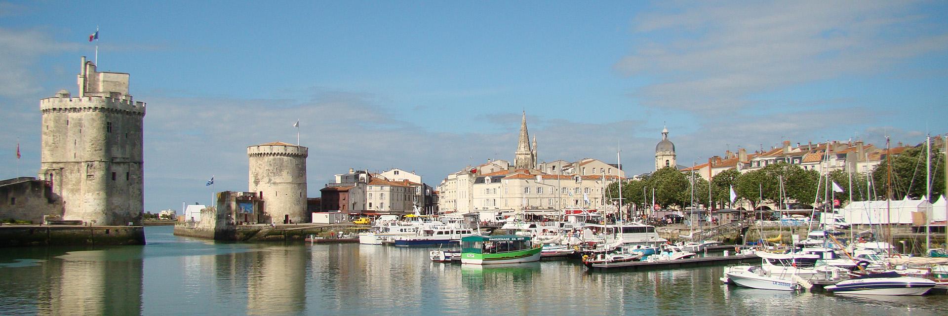 Séjours en groupe en Charente et dans les Landes