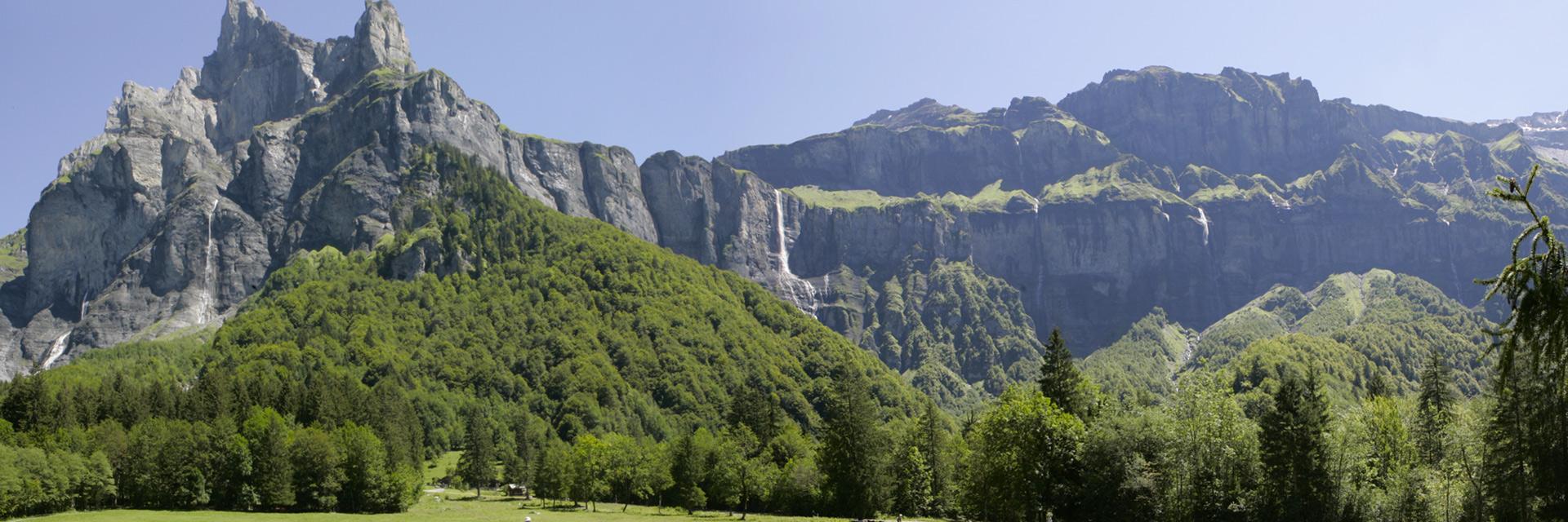 Randonnée nature à Sixt-Fer-à-Cheval - Le Salvagny