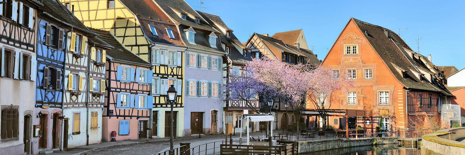 Séjours groupes en Alsace et dans les Vosges