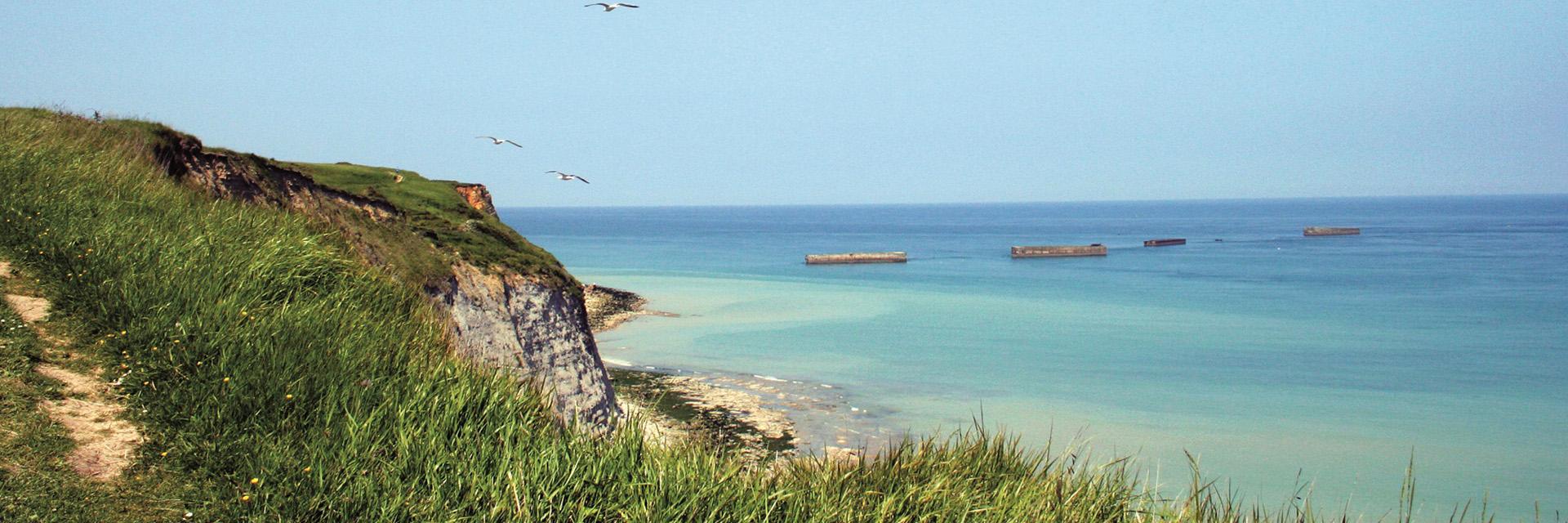 Séjours en groupe en Normandie et Côte d'Opale
