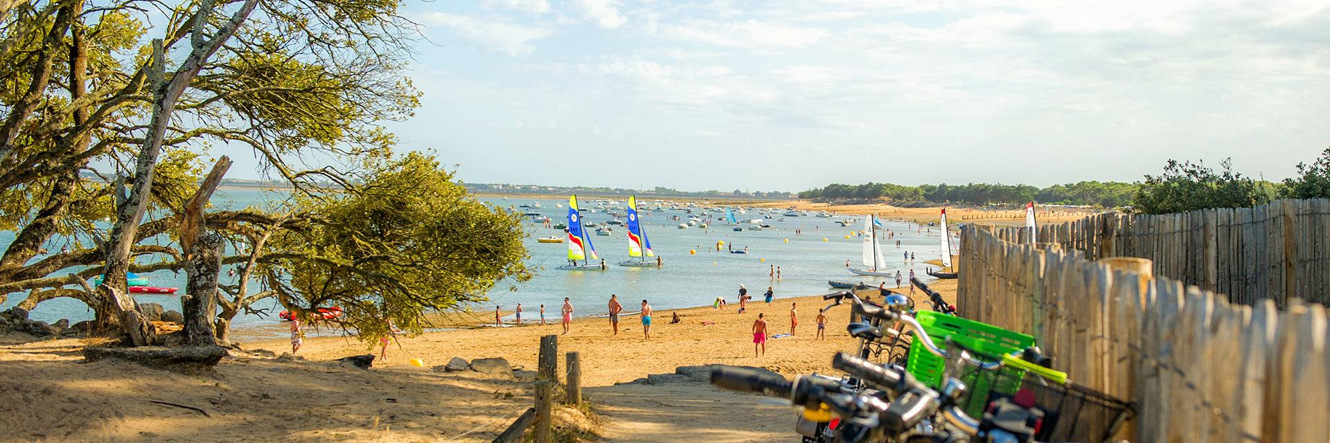 Vos vacances en groupe en Vendée