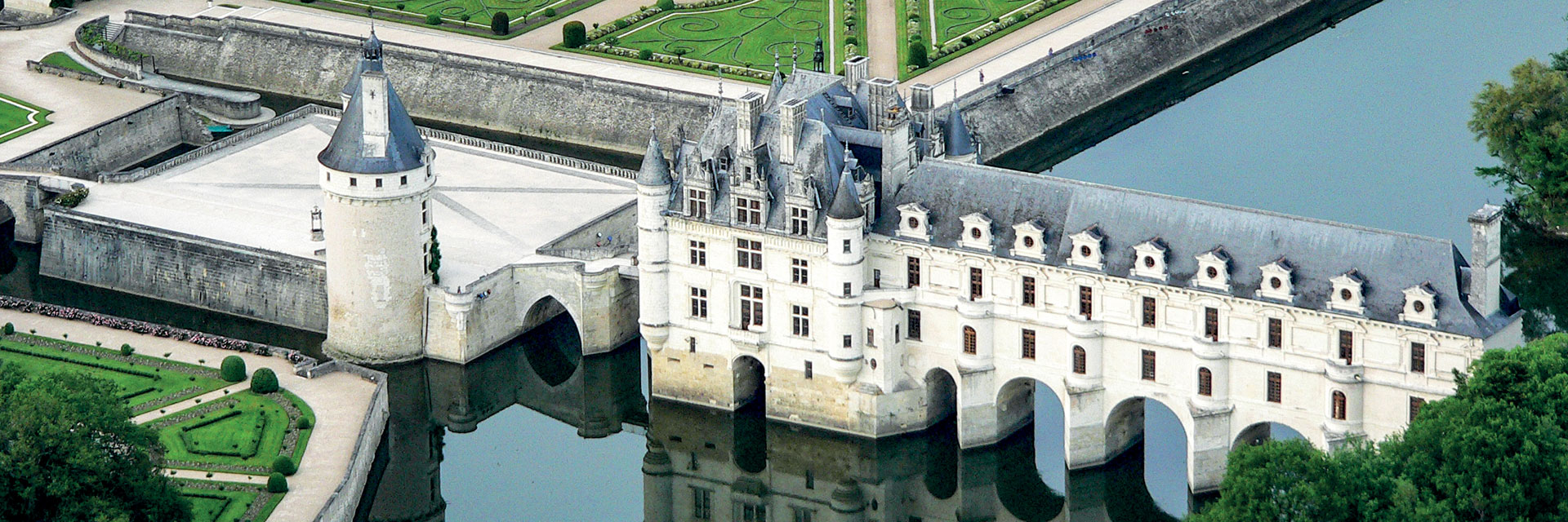 Partez en groupe en Centre Val de Loire et Bourgogne