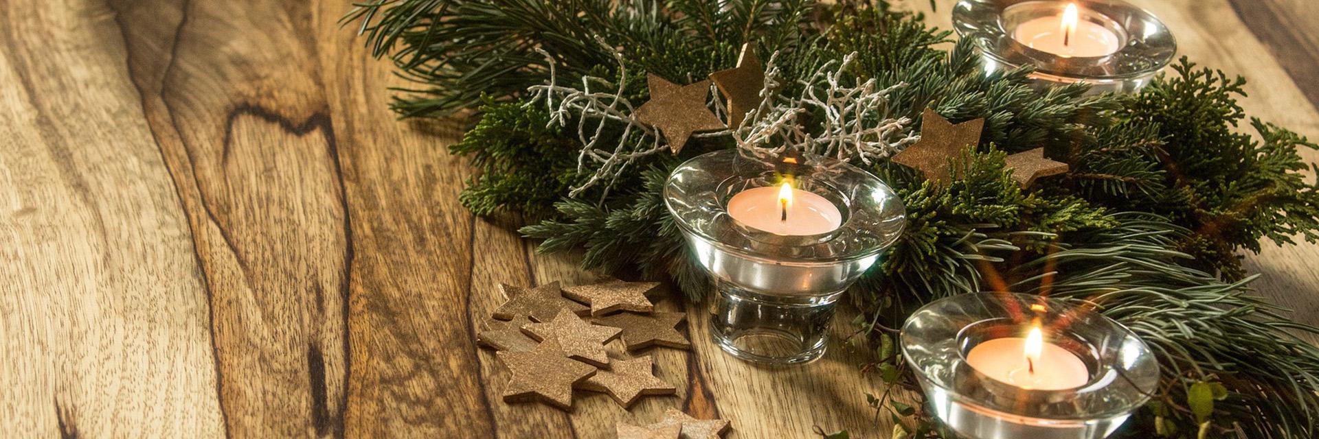 Passez les réveillons de Noël et du Nouvel An en groupe