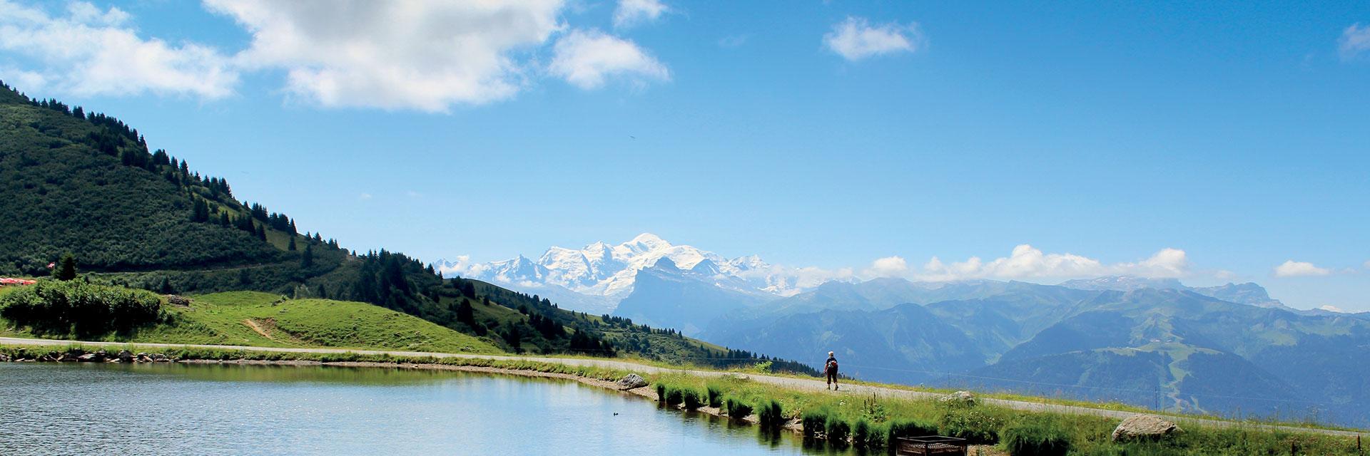 Votre séjour en groupe en Haute-Savoie Mont Blanc