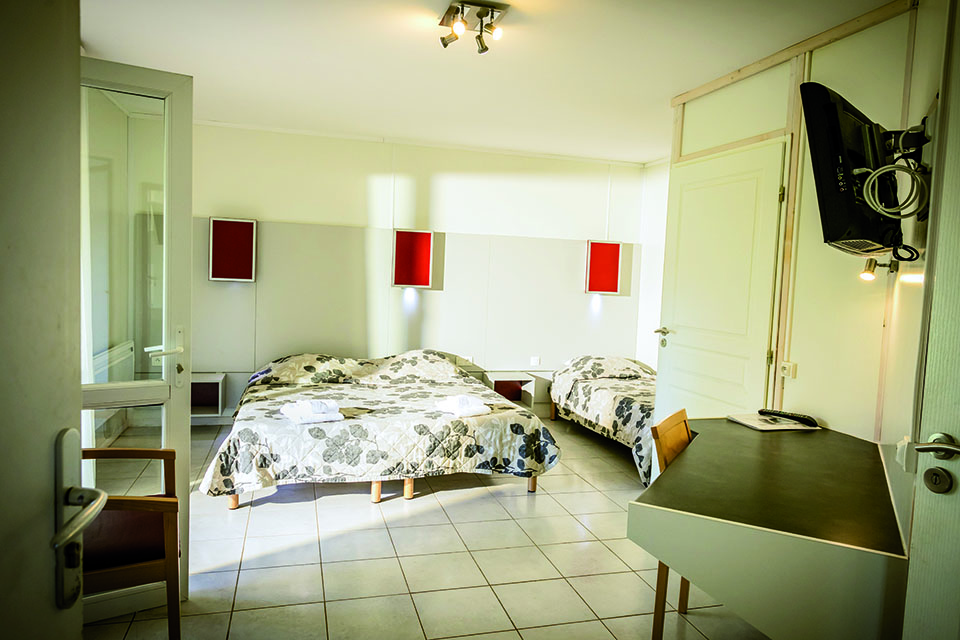Nos chambres - Village Vacances Batipaume - Agde
