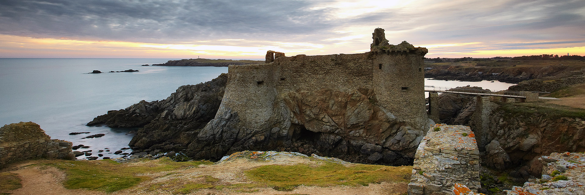 Les îles de Vendée - Les Quatre Vents