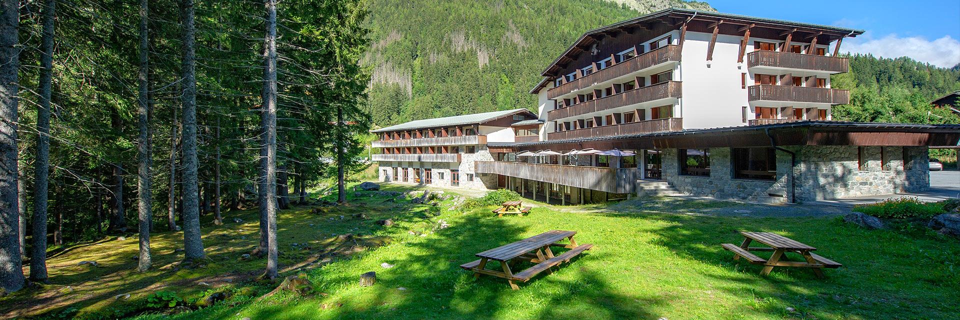 Au cœur du massif du Mont-Blanc - Le Chalet d'Argentière