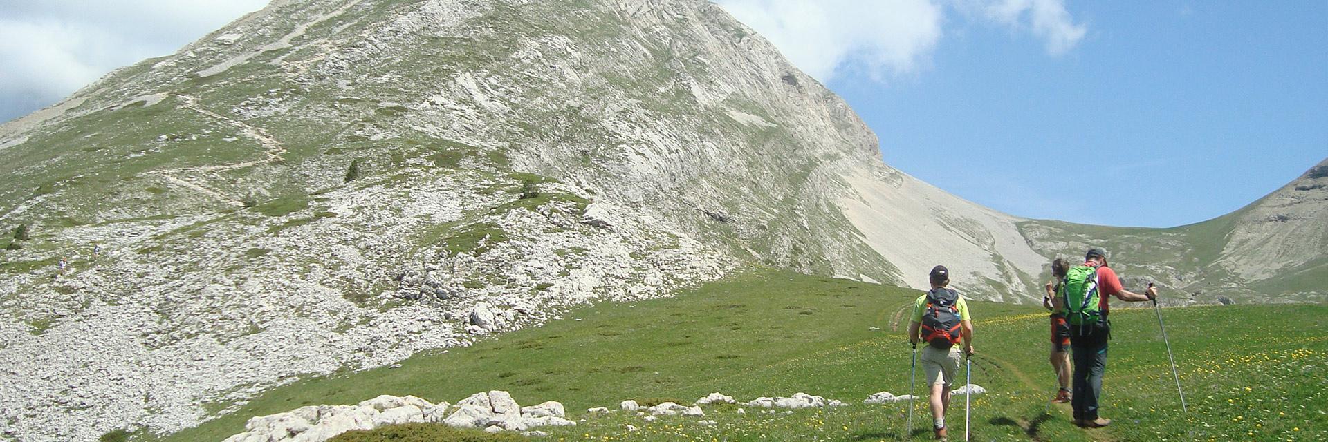 Randonnée Vercors Sud - Le Piroulet