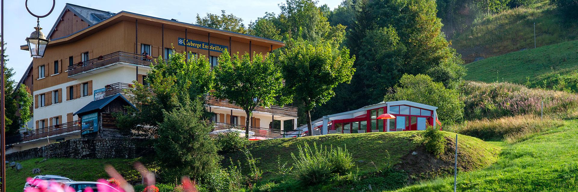 Sur les hauteurs de la Maurienne - Les Hôtels Clubs de Saint-François