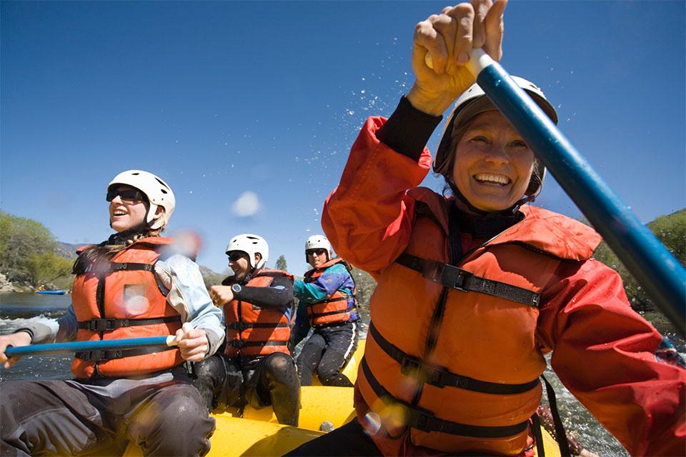 Activité canoë kayak