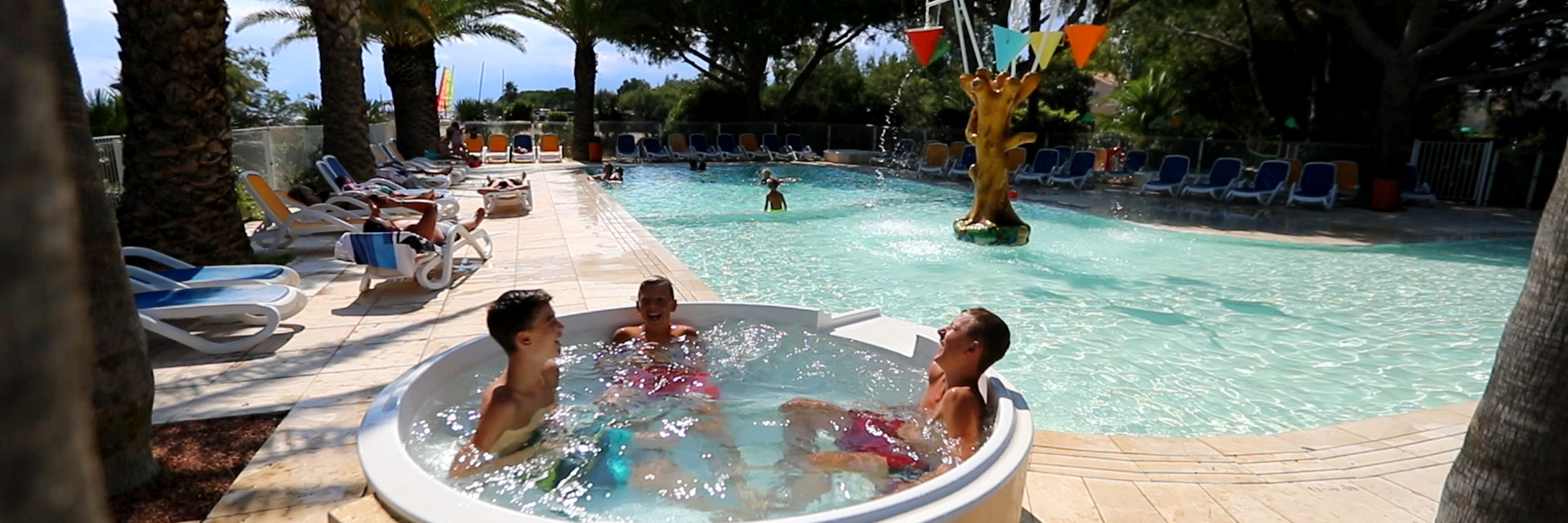 Marina d'Oru Corsica Resort - Village Vacances Cap France