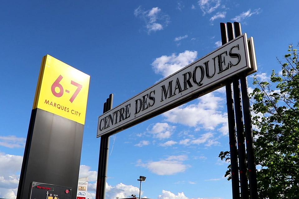 Les centres de marques de Troyes