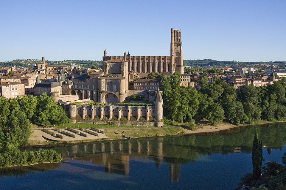 La cité épiscopale d'Albi