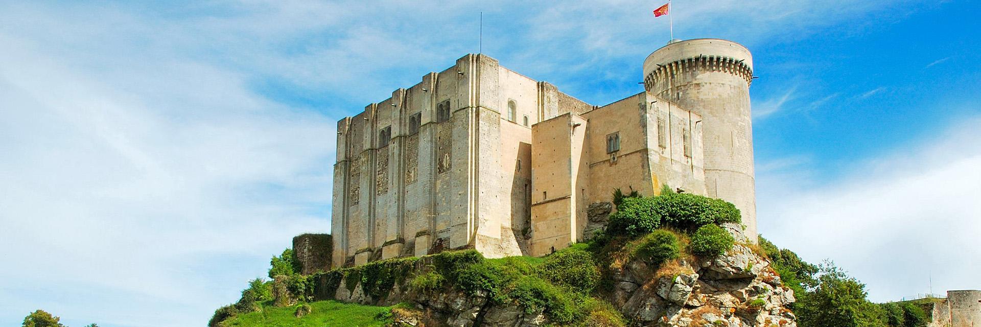 Le Château Guillaume-le-Conquérant