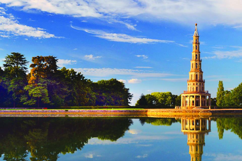La pagode de Chanteloup © pagode-chanteloup.com