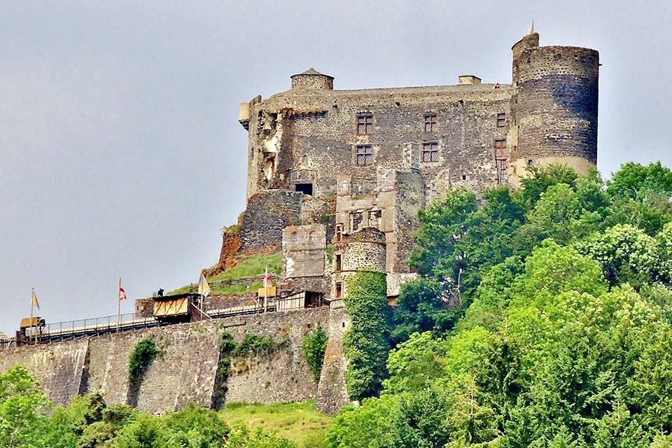 Le Château de Murol © Espirat