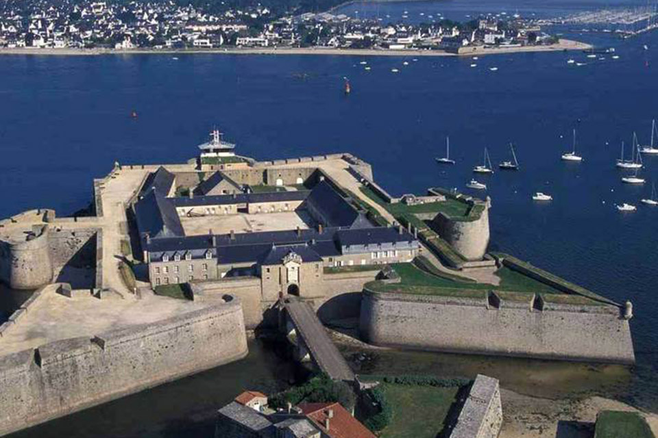 La Citadelle Vauban à Port-Louis