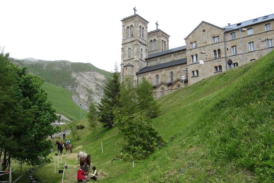 Le Sanctuaire Notre-Dame de la Salette